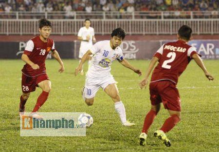 U21 Viet Nam – U21 HAGL: Khoanh khac xuat than (H1) - Anh 1
