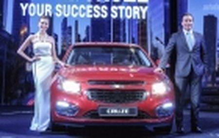 Can canh Chevrolet Captiva 2016 sap sua ra mat - Anh 6