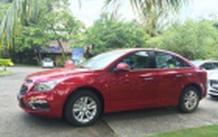 Can canh Chevrolet Captiva 2016 sap sua ra mat - Anh 7