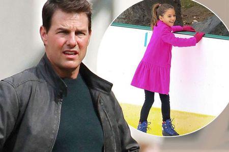 'Hon 800 ngay Tom Cruise khong gap con gai Suri' - Anh 1