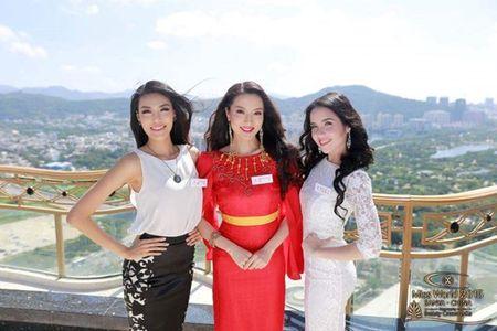 Lan Khue co co hoi lot thang vao top ung xu Hoa hau The gioi - Anh 1