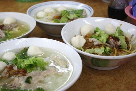 5 mon an duong pho ngon - bo - re o Penang - Anh 3