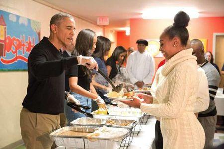 Obama dich than to chuc Le ta on cung cuu binh My - Anh 2