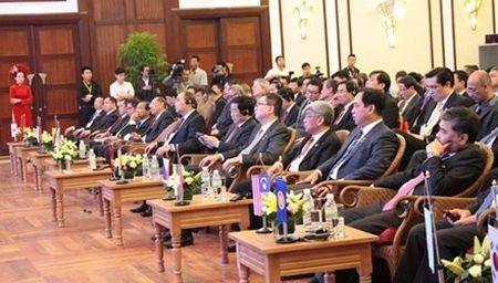 Hoi nghi Bo truong Vien thong va CNTT ASEAN lan thu 15 - Anh 1