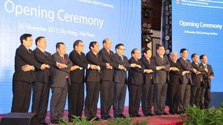 Hoi nghi Bo truong Vien thong va CNTT ASEAN lan thu 15 - Anh 3