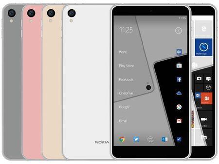 Lo dien smartphone tuy chon 2 he dieu hanh cua Nokia - Anh 1