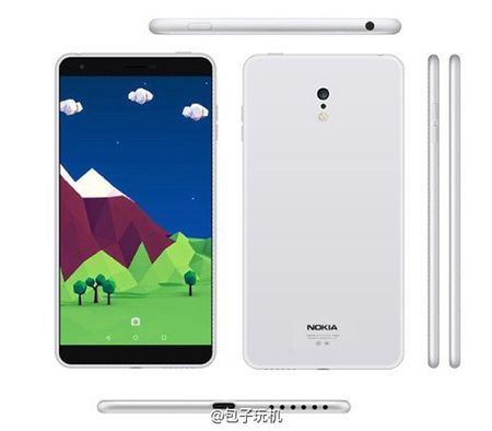 Lo dien smartphone tuy chon 2 he dieu hanh cua Nokia - Anh 2