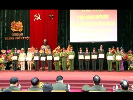 Ky niem 70 nam Ngay Truyen thong luc luong Thong tin lien lac - Anh 1