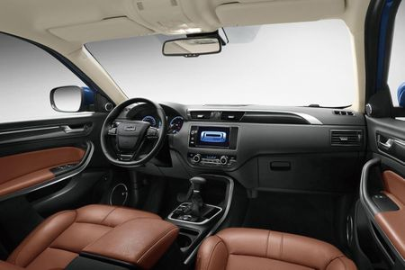 Soi xe Trung Quoc dau Mazda CX-5 moi ra mat - Anh 5