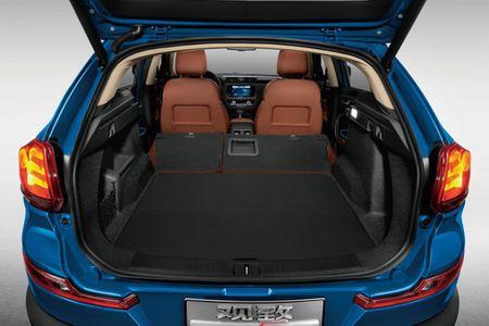 Soi xe Trung Quoc dau Mazda CX-5 moi ra mat - Anh 6