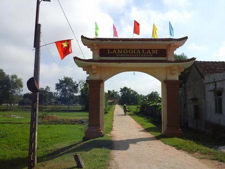 Phu Loc - Can Loc (Ha Tinh): Lo trinh dung dan xay dung nong thon moi - Anh 1