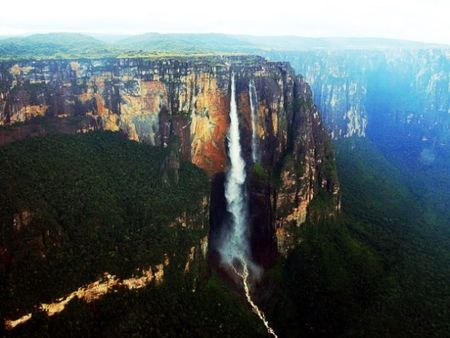 Ngam nhin Angel falls - thac nuoc cao nhat the gioi - Anh 2