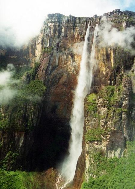 Ngam nhin Angel falls - thac nuoc cao nhat the gioi - Anh 3