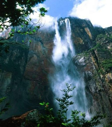 Ngam nhin Angel falls - thac nuoc cao nhat the gioi - Anh 4