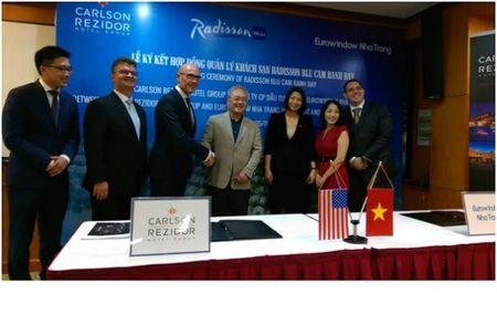 Resort Radisson Blu dau tien o Viet Nam - Anh 1
