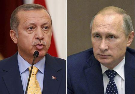 Ban rot Su-24: Khi Erdogan thach thuc Putin - Anh 1
