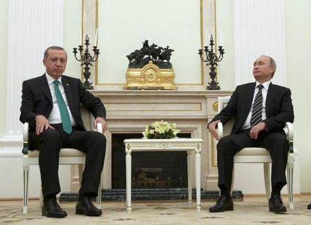 Ban rot Su-24: Khi Erdogan thach thuc Putin - Anh 2