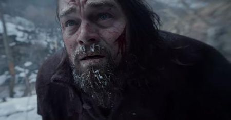 Leo DiCaprio an thit song trong phim thu thach nhat su nghiep - Anh 2