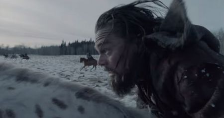 Leo DiCaprio an thit song trong phim thu thach nhat su nghiep - Anh 4