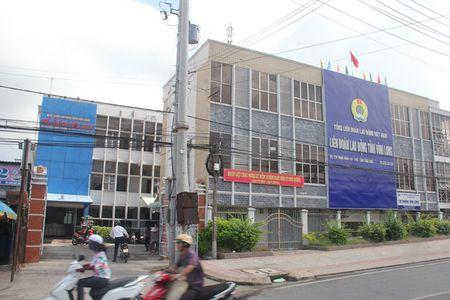 LDLD tinh Vinh Long va Bao Lao Dong mo lop tap huan viet bao - Anh 1