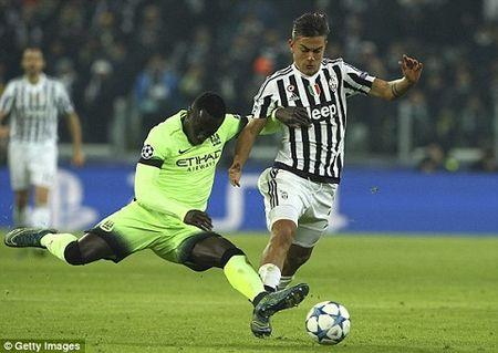 5 dieu rut ra sau that bai cua Man City truoc Juventus - Anh 1