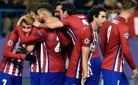 Atletico Madrid va hoi chung Griezmann-dependencia - Anh 2