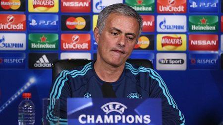 "Mourinho ""tru eo"" Arsenal rung khoi cup C1 ngay tu vong bang - Anh 1"