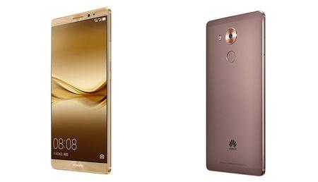 Huawei chinh thuc trinh lang phablet Mate 8 - Anh 1