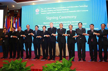 ASEAN va ITU ky ket hop tac ve ICT - Anh 2
