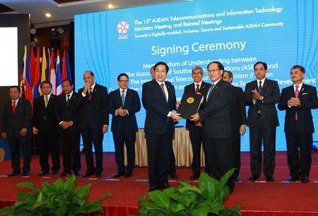 ASEAN va ITU ky ket hop tac ve ICT - Anh 3