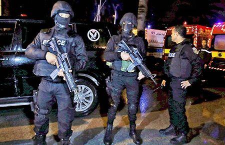 Khung bo o Bac Phi: Danh bom khung bo o Tunisia va Ai Cap - Anh 1