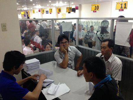 TP.HCM: 19.000 doanh nghiep 'chet' - Anh 1