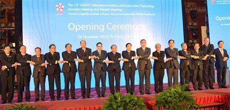 Huong toi mot Cong dong ASEAN phat trien dong deu, an toan va ben vung tren nen tang so - Anh 1