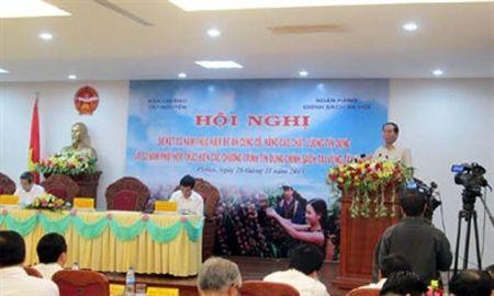 So ket 3 nam De an cung co, nang cao chat luong tin dung vung Tay Nguyen - Anh 1