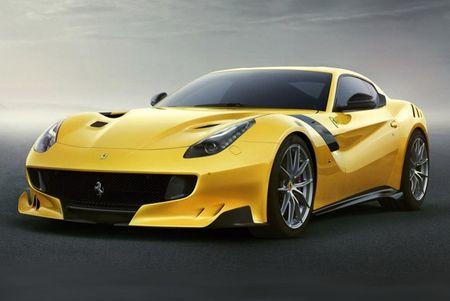 Ferrari F12tdf co gia ban khoi diem gan 330.000 USD - Anh 1