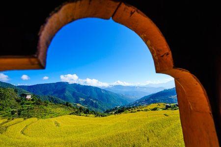 Nhung khoanh khac tuyet dep o xu so co tich Bhutan - Anh 11