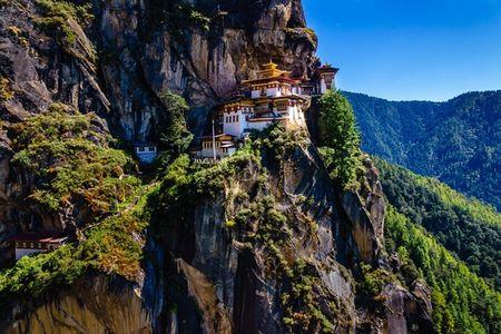 Nhung khoanh khac tuyet dep o xu so co tich Bhutan - Anh 14
