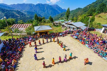 Nhung khoanh khac tuyet dep o xu so co tich Bhutan - Anh 15