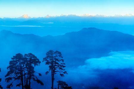 Nhung khoanh khac tuyet dep o xu so co tich Bhutan - Anh 3