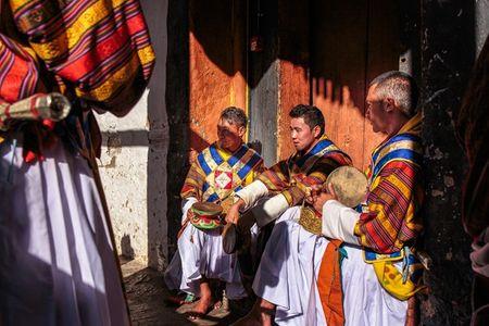 Nhung khoanh khac tuyet dep o xu so co tich Bhutan - Anh 4