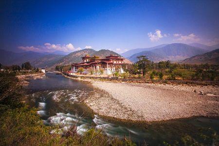 Nhung khoanh khac tuyet dep o xu so co tich Bhutan - Anh 5