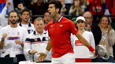Chung ket Davis Cup 2015: Vu khi bi mat cua nguoi Bi - Anh 1