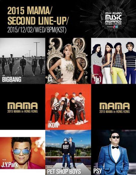 SM Entertainment tay chay MAMA 2015? - Anh 1