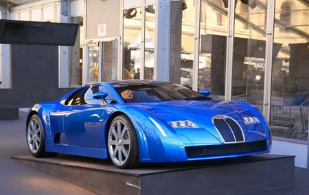10 sieu xe Bugatti dat nhat the gioi - Anh 10