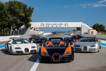 10 sieu xe Bugatti dat nhat the gioi - Anh 1