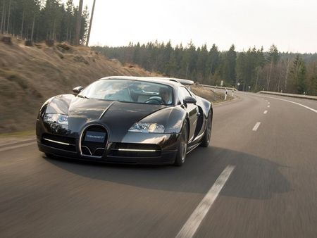 10 sieu xe Bugatti dat nhat the gioi - Anh 6