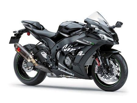 Kawasaki khoac ao moi cho 3 mau xe an khach - Anh 1