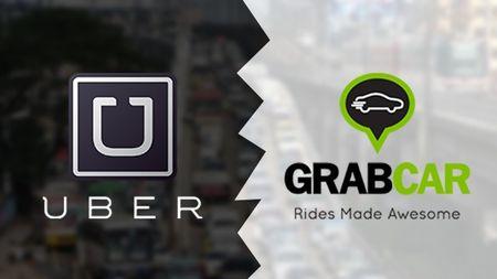 Uber - Grab: Giac mo vang hay con ac mong? - Anh 2