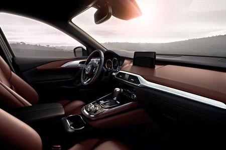 10 tinh nang noi bat cua Mazda CX-9 2016 - Anh 10