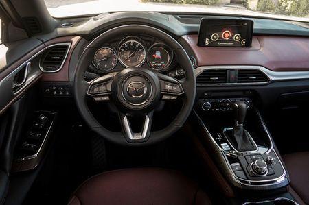 10 tinh nang noi bat cua Mazda CX-9 2016 - Anh 9